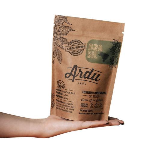 Foto de Café  Brasilero tradicional molido fino -500 gr-