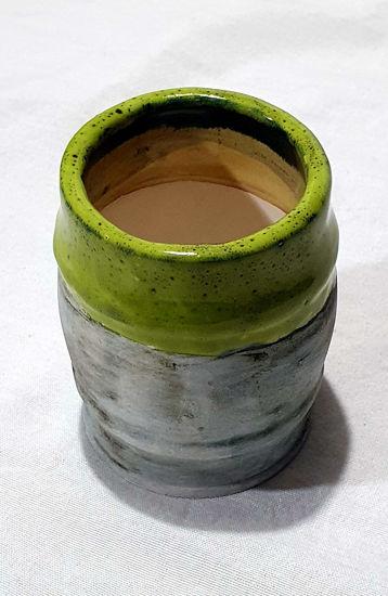 Foto de Maceta de cerámica  «Brasil»