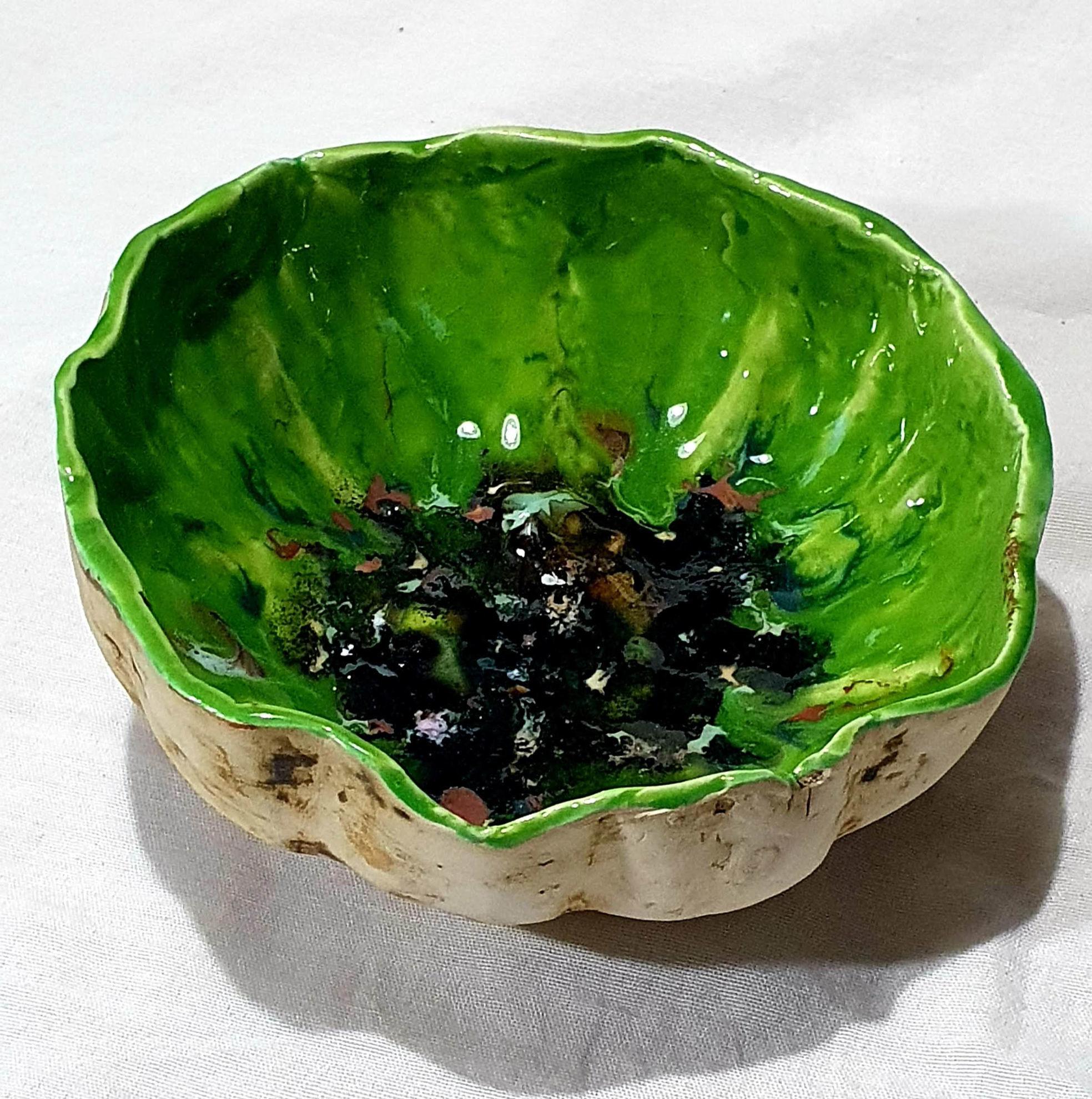 Foto de Cazuela «Zapallo Argentino » de cerámica