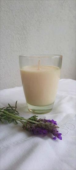 Foto de Vela de soja -vaso grande-
