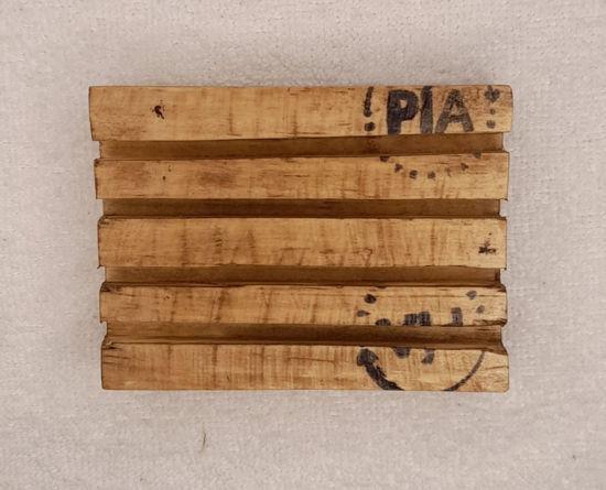Foto de Jabonera de madera ecológica