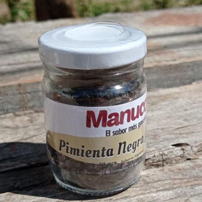 Foto de Pimienta negra en grano