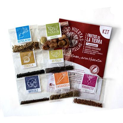 Foto de Kit de semillas «Frutos de la Tierra»