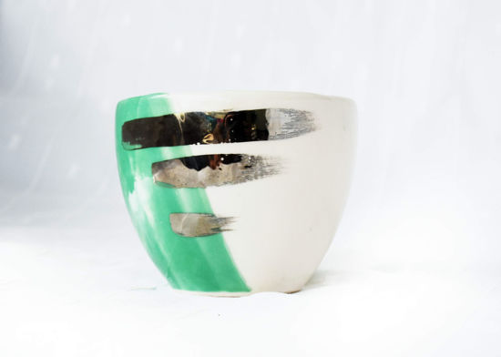 Foto de Cuenco de cerámica «Argentum»