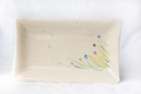 Foto de Fuente de cerámica pequeña  «Cosmos»