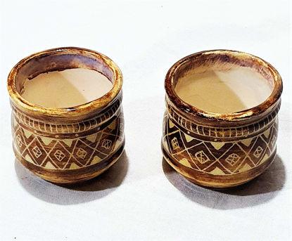 Foto de Maceta de cerámica  «Perú»  2 unidades