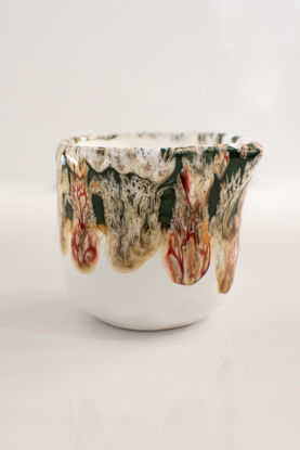 Foto de Mate cerámica «Córdoba» color óxido