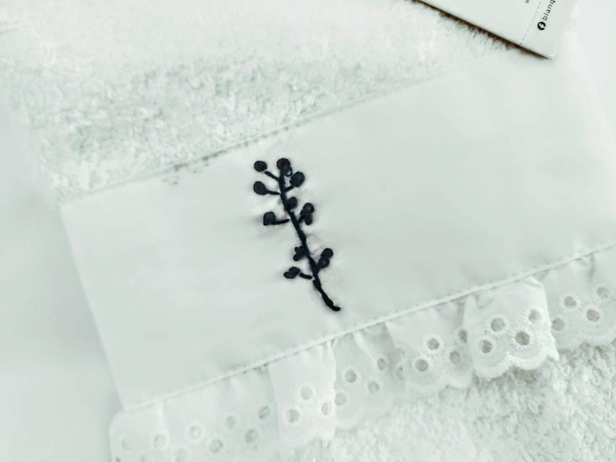Foto de Set Baño: toalla de mano y cofia