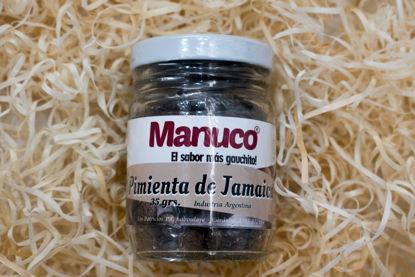 Foto de Pimienta de Jamaica en grano