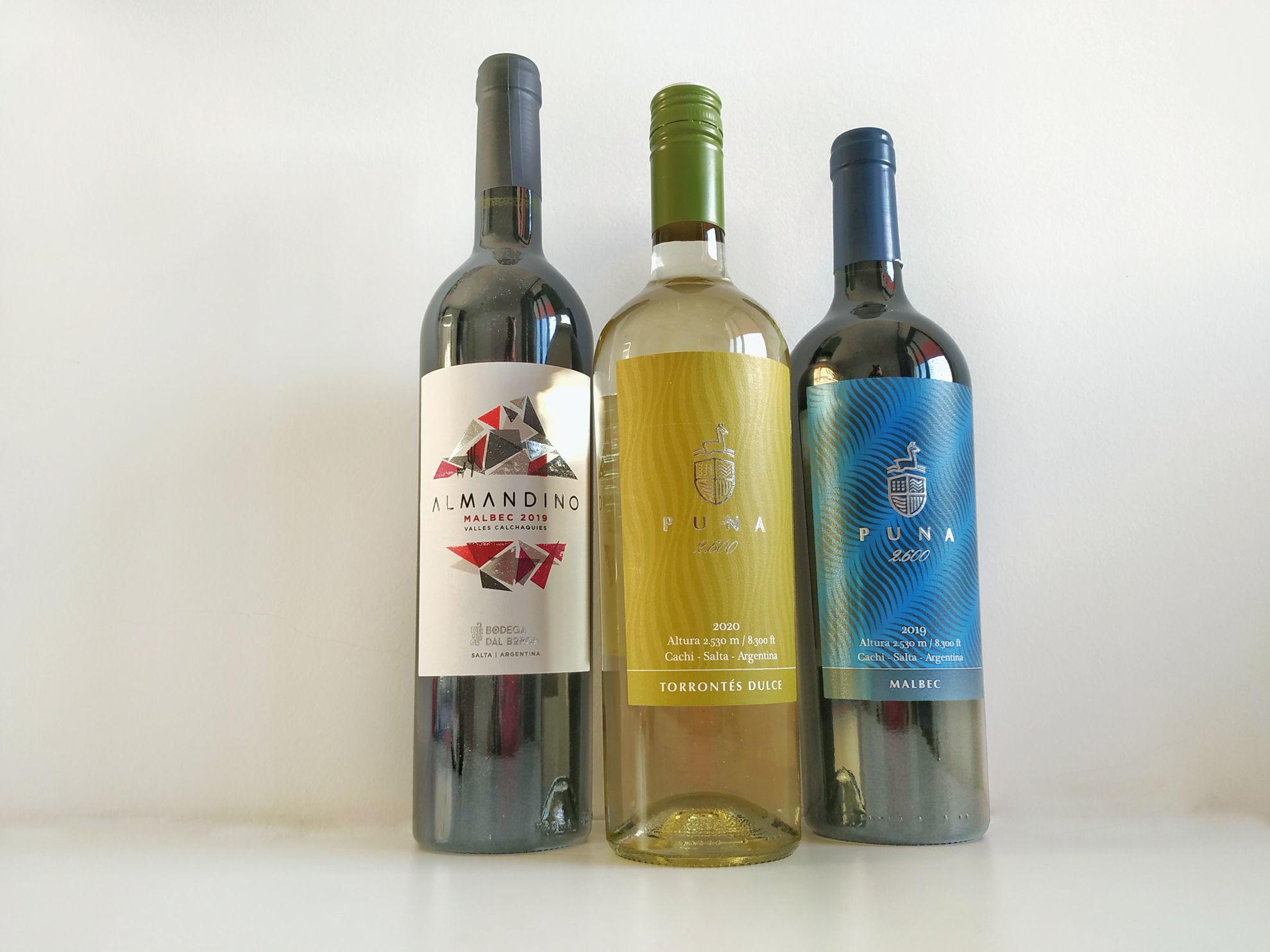 Foto de Selección Vinos boutique Salteños