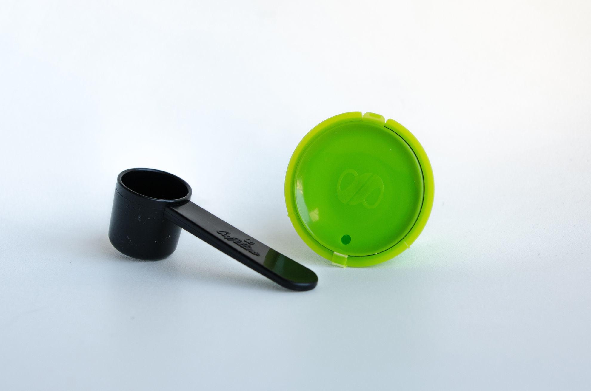 Foto de Kit Dolce: 4 cápsulas reutilizables