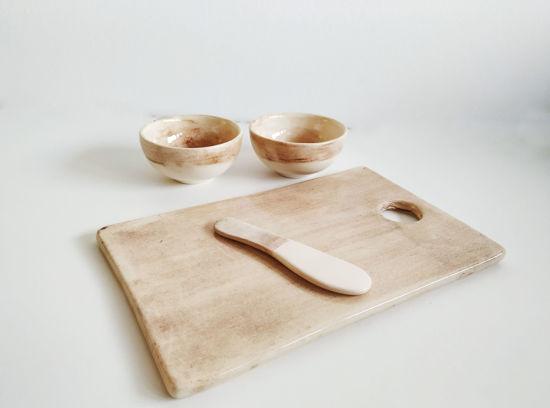 Foto de Juego cerámica para picada