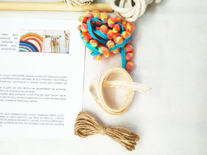 Foto de Kit colorado: Divertite con el embarrilado