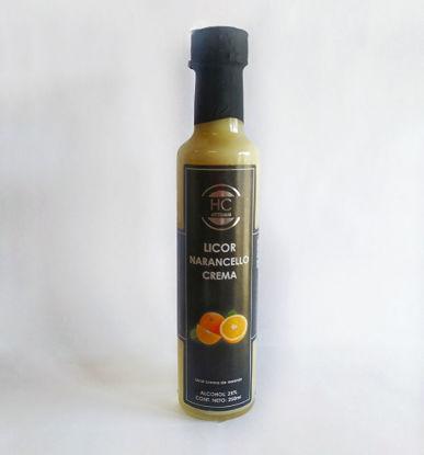 Foto de Licor sabor narancello crema