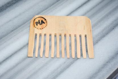 Foto de Peine de madera sustentable